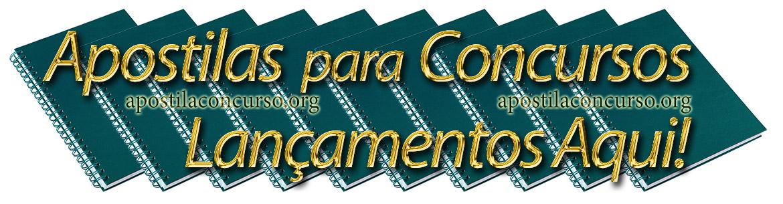 Apostila Concurso 2020 PDF e Impressa Concursos Públicos 2020