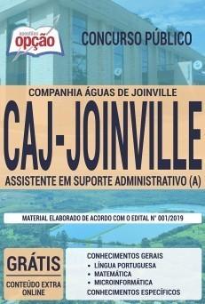 Apostila CAJ Joinville 2019 PDF e Impressa