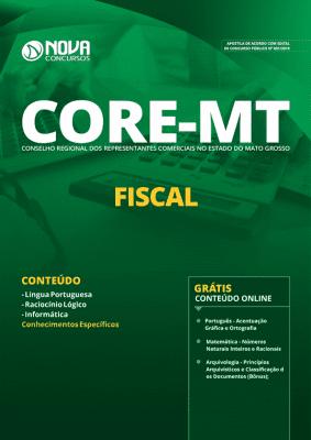 Apostila CORE MT 2019 Fiscal Grátis Cursos Online