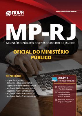 Apostila Concurso MP RJ 2019 Oficial do Ministério Público Grátis Cursos Online