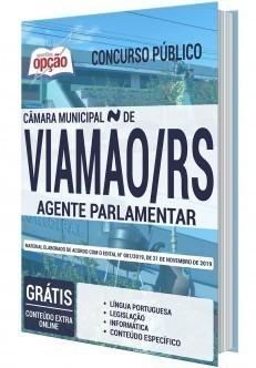 Apostila Concurso Câmara de Viamão 2020 PDF Download e Impressa