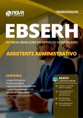 Apostila Concurso EBSERH 2019 Impressa e Download PDF Grátis Cursos Online