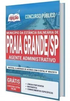 Apostila Prefeitura de Praia Grande 2019 PDF e Impressa