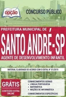 Apostila Concurso Prefeitura de Santo André 2020