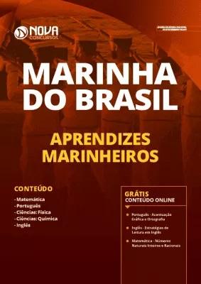 Apostila Concurso Marinha do Brasil 2020 Aprendizes Marinheiros Grátis Cursos Online