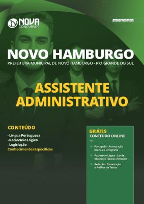 Apostila Concurso Prefeitura de Novo Hamburgo 2020 Grátis Cursos Online