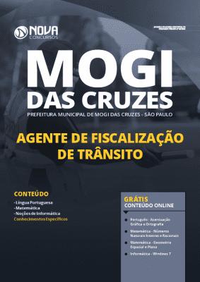 Apostila Prefeitura de Mogi das Cruzes 2020 Agente de Fiscalização de Trânsito Grátis Cursos Online