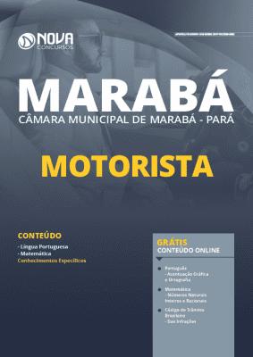 Apostila Concurso Câmara de Marabá 2020 Motorista Grátis Cursos Online