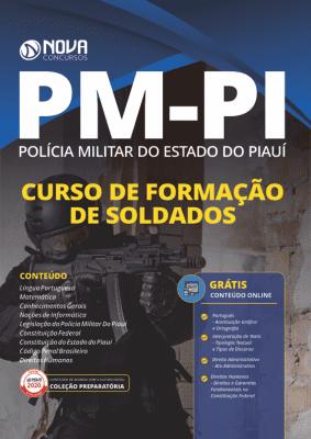 Apostila Concurso PM PI 2020 Curso de Soldados Grátis Cursos Online