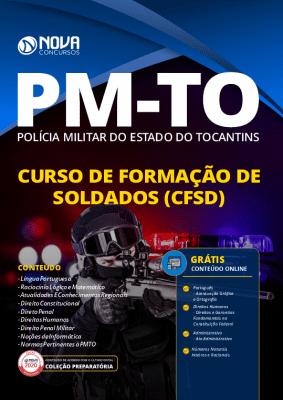 Apostila Concurso PM TO 2020 Curso de Soldados Grátis Cursos Online