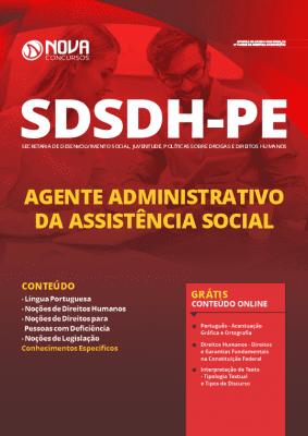 Apostila Concurso Prefeitura do Recife 2020 Agente Administrativo Grátis Cursos Online