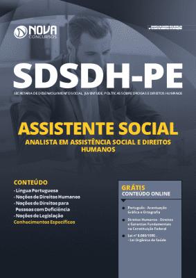 Apostila Concurso Prefeitura do Recife 2020 Assistente Social Grátis Cursos Online