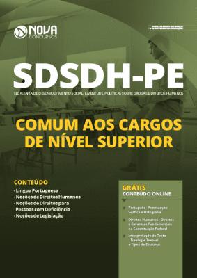 Apostila Concurso Prefeitura do Recife 2020 Nível Superior Grátis Cursos Online