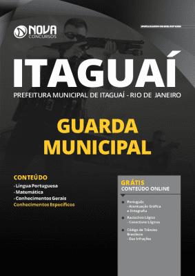 Apostila Prefeitura de Itaguaí 2020 Guarda Municipal Grátis Cursos Online