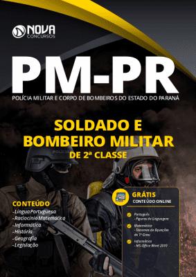 Apostila Concurso PM PR 2020 Impressa e PDF Grátis Cursos Online