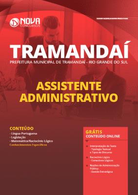 Apostila Concurso Prefeitura de Tramandaí RS 2020 Assistente Administrativo Grátis Cursos Online