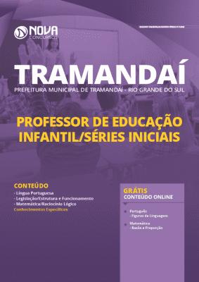 Apostila Concurso Prefeitura de Tramandaí RS 2020 Professor Grátis Cursos Online