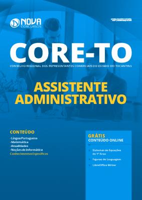 Apostila CORE TO 2020 Assistente Administrativo Grátis Cursos Online