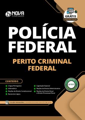 Apostila Polícia Federal 2020 Perito Criminal Federal Grátis Cursos Online