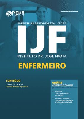 Apostila Prefeitura de Fortaleza 2020 Enfermeiro Grátis Cursos Online