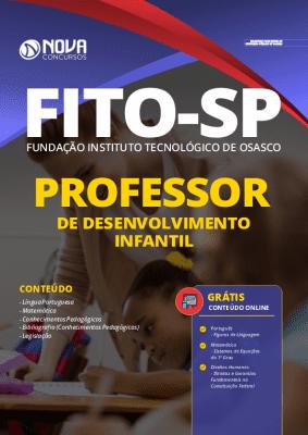 Apostila Concurso FITO Osasco 2020 Professor Grátis Cursos Online