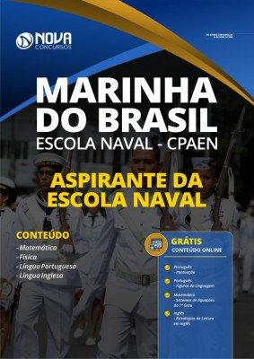 Apostila Concurso Marinha do Brasil 2020 Aspirante da Escola Naval Grátis Cursos Online