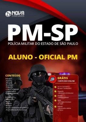 Apostila Concurso PM SP 2020 Aluno Oficial PM Grátis Cursos Online