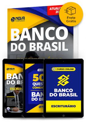 Apostila Banco do Brasil 2020 Grátis Cursos Online
