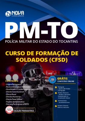 Apostila Concurso PM TO 2020 Grátis Cursos Online