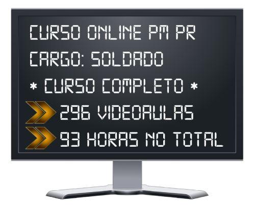 Curso Online PM PR 2020 Soldado Curso PMPR 2020 Completo
