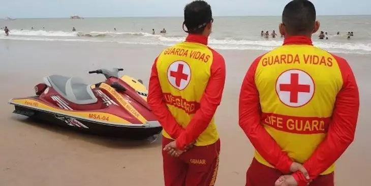 Corpo de Bombeiros de São Paulo contrata 600 Guarda Vidas