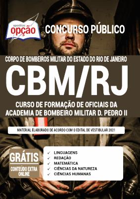Apostila Concurso CBMERJ 2020 PDF Download e Impressa
