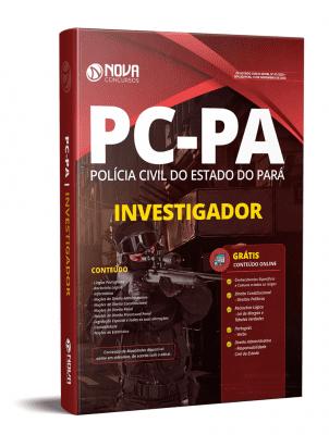 Apostila PC PA 2020 Investigador Grátis Cursos Online