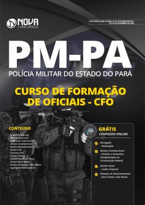 Apostila Concurso PM PA 2020 Oficial Grátis Cursos Online