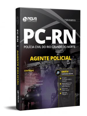Apostila PC RN 2020 PDF Grátis Cursos Agente de Polícia