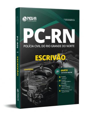 Apostila PC RN 2020 PDF Grátis Cursos Escrivão de Polícia