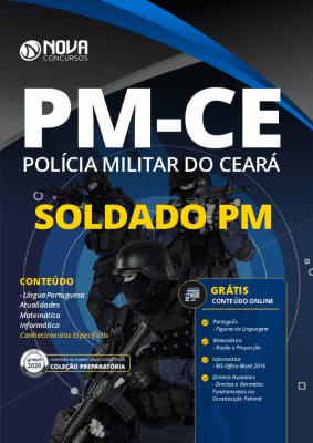 Apostila PM CE 2020 PDF Grátis Soldado PMCE