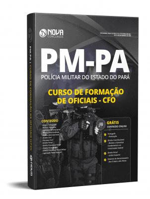 Apostila PM PA 2020 Impressa e PDF Grátis Cursos Online Oficial PM PA