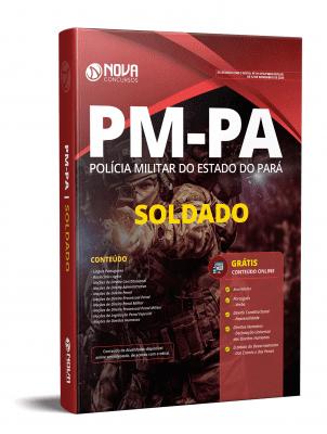 Apostila PM PA 2020 Impressa e PDF Grátis Cursos Online Soldado PM PA 2020