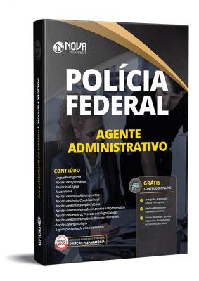 Apostila Concurso Polícia Federal 2020 Grátis Agente Administrativo