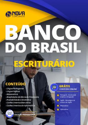 Apostila Banco do Brasil 2021 Grátis Cursos Online