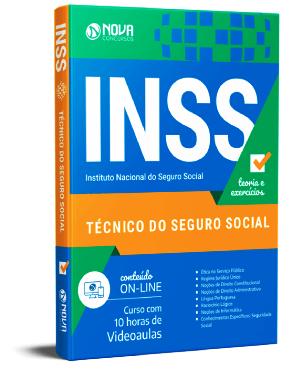 Apostila Concurso INSS 2021 PDF Download e Impressa Técnico INSS