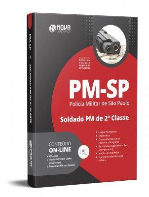 Apostila Concurso PM SP 2021 Soldado PM Grátis Cursos Online