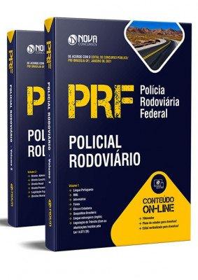 Apostila PRF 2021 Impressa e PDF Grátis Cursos Online
