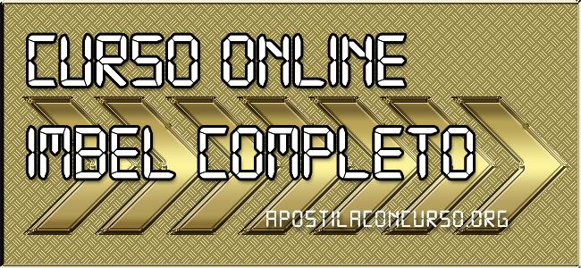 Curso Online IMBEL 2021