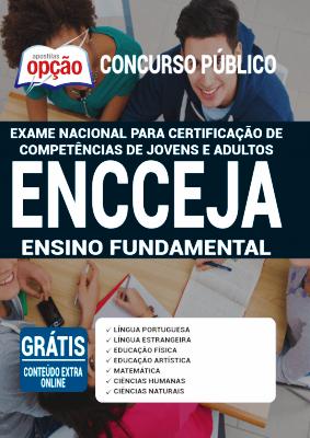 Apostila Ensino Fundamental Editora Opção
