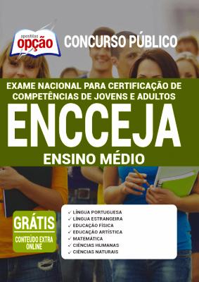 Apostila Ensino Médio Editora Opção