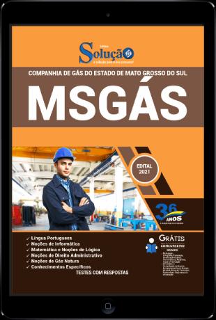 Apostila MSGÁS 2021 PDF Download Desconto Exclusivo