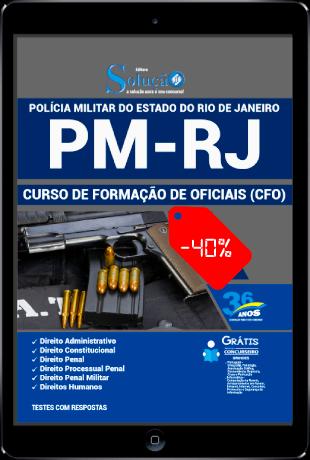 Apostila Concurso PM RJ 2021 PDF Download Grátis Oficial PMRJ