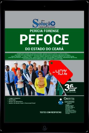 Apostila Concurso PEFOCE 2021 PDF Download Ensino Superior